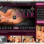 Alison Tyler Checkout