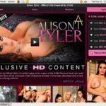 Alisontylervip.com New