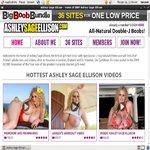 Ashleysageellison.com Member Password