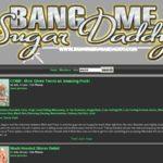 Bang Me Sugar Daddy Mobile Debit Card