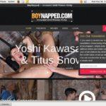 Boynapped.com Debit Card