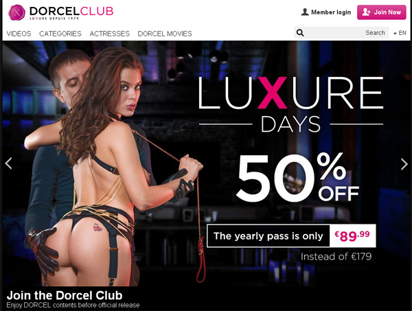 Dorcel Club Films