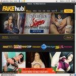 Fakehub.com Login Info