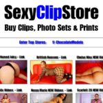 Free Sexy Clip Store Accounts