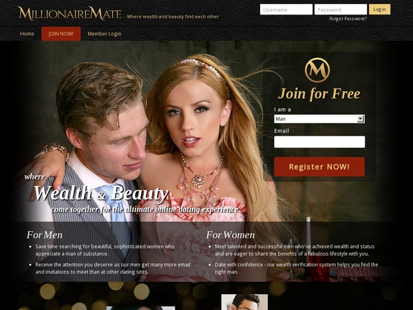 Members Millionairemate.com
