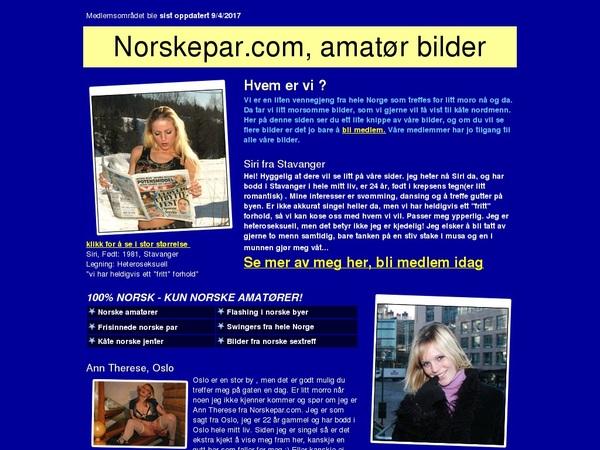 Norske Par Hacked Account