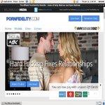 Porn Fidelity Checkout Page