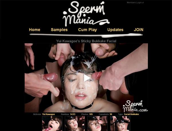 Spermmania.com Tour