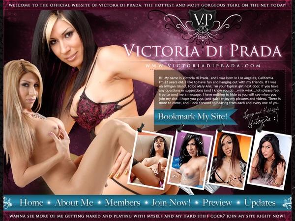 Victoriadiprada.com Promo Deal