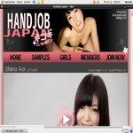 Xxx Handjob Japan