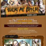 Suck Me Bitch Ad