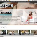 Melonechallenge.com Join Page