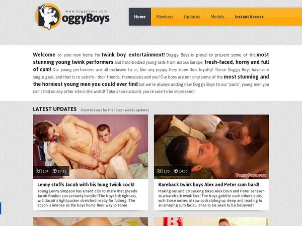 Free Passwords Doggyboys.com