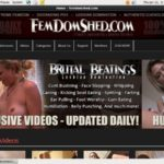 Femdom Shed Promotion