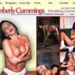 Kimberly Cummings With Sliiing