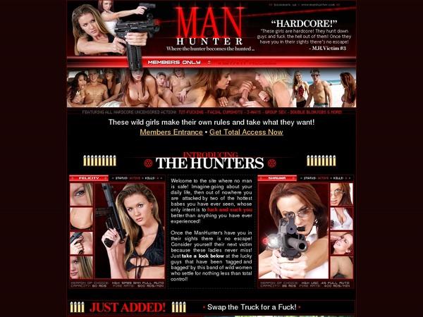 Man Hunter Subscribe