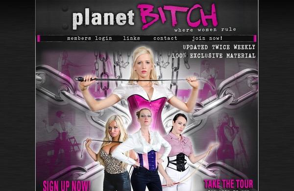 Password Planetbitch Free