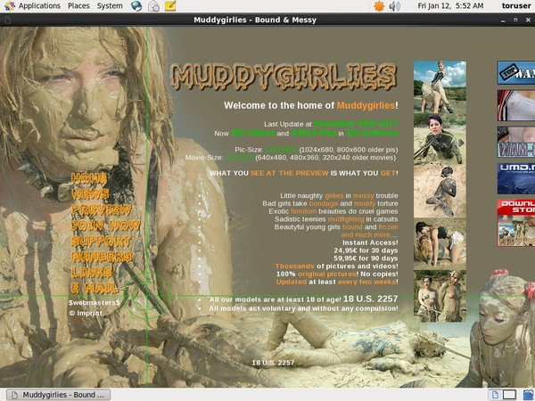 Muddygirlies Paypal