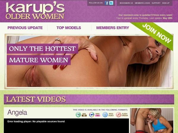Karups OW Webcams