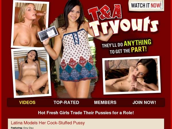 Tnatryouts.com Online