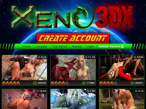 Xeno3dx.com Discount Coupon