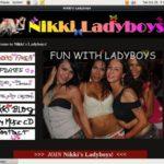 Nikki Ladyboys Accept Paypal