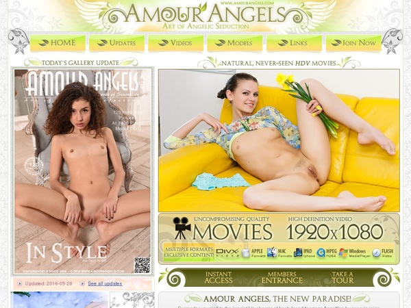 Amour Angels Account Free