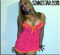 Sinnistar.com mia lina anal