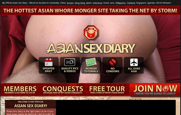 Asiansexdiary.com With Amex